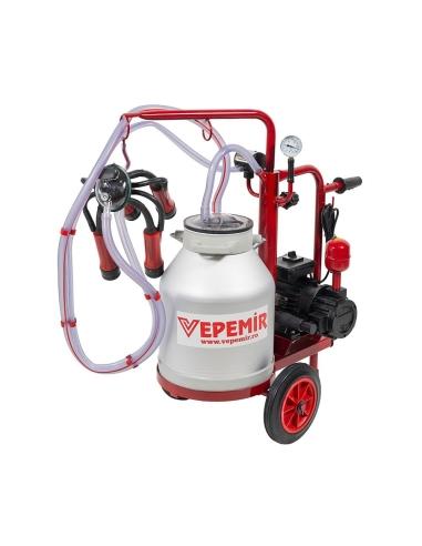 Aparate de muls VEPEMIR sunt realizate din materiale de calitate ce permit utilizarea indelungata.