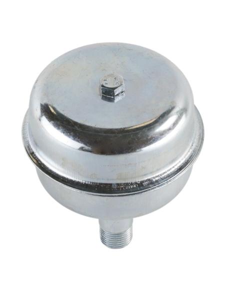 Filtrul de aer asigura ca zgomotul produs de pompa de vacuum sa fie cat mai scazut.