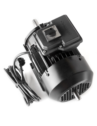 Panoul de conectare, alimentare pe partea de sus a motorului / aluminiu /plasti.