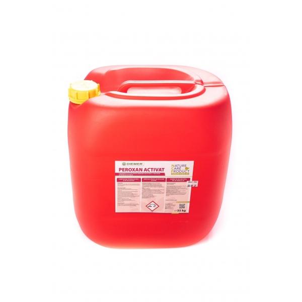 Peroxan activat DIEMER, solutie detartrant, 25 Kg