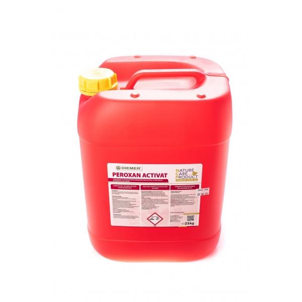 Peroxan activat DIEMER, solutie detartrant, 35 Kg